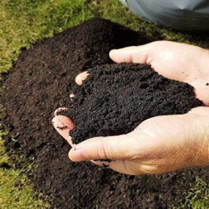 Lawn Dressing and Compost